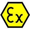 In accordance with ATEX directive