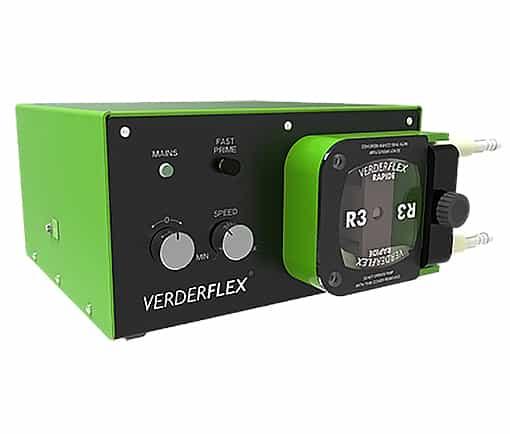 "Verderflex Economy EV 3000 - Simple to Use, ""No Frills"" Peristaltic Cased Pump"